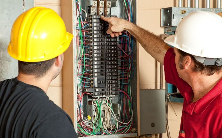 Home Electrical Panel Replacement