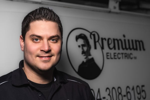Headshot of Mike from Premium Electric, Abbotsford