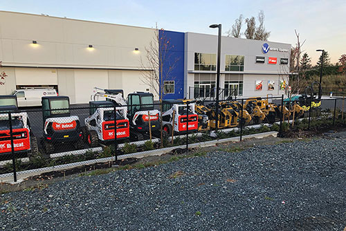Westerra Equipment - Exterior Photo of building and equipment